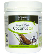 Progressive Organics Virgin Coconut Oil Unflavoured