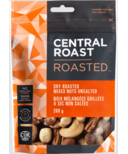 Central Roast Dry Roasted Mixed Nuts Unsalted