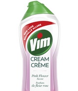 Vim Cream Multi-Purpose Cleaner Pink Flower
