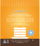 Cup4Cup Gluten Free Pancake & Waffle Mix