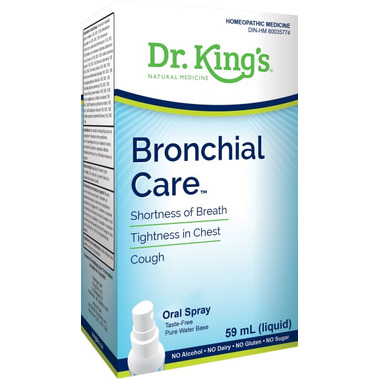 Dr. King\'s Bronchial Care Spray