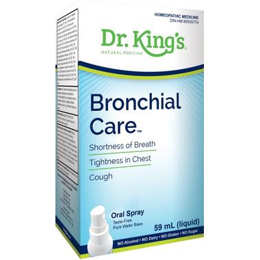 Dr. King\'s Bronchial Care Spray