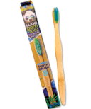 WooBamboo Bamboo Toothbrush Soft Flossing