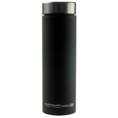 Asobu Le Baton Travel Bottle Smoke