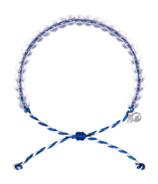 4Ocean Anniversary Bracelet Blue White