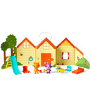 Sago Mini Portable Playset Jinja's House