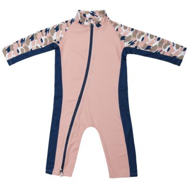 Stonz Sun Suit Camo Pink