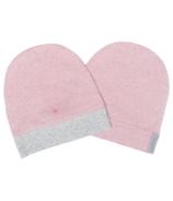 Juddlies Raglan Organic Hat Dogwood Pink