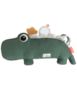 done by deer Tummy Time Activity Toy Croco Green