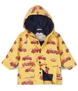 Hatley Vintage Fire Trucks Baby Raincoat