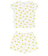 Nest Designs Bamboo Short Sleeve PJ Set Eric Carle Little Rubber Ducks