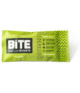 BiTE Snacks Cricket Protein Energy Bar Peanut Better