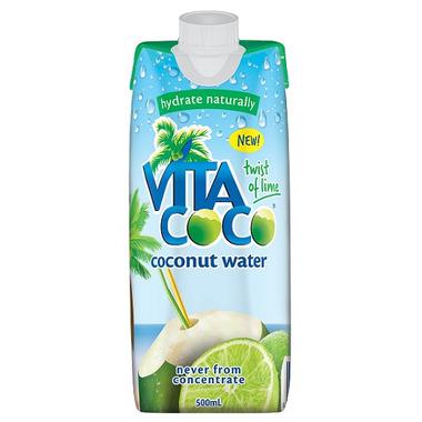 Vita Coco Coconut Water Twist Of Lime