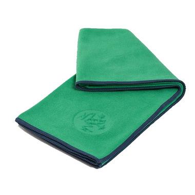 Manduka eQua Hand Yoga Towel Tortuga