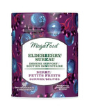 MegaFood Elderberry Immune Support Gummies Berry