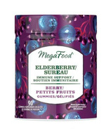 MegaFood Elderberry Immune Support Gummies Berry