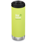 Klean Kanteen TKWide With Cafe Cap Juicy Pear