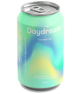 Daydream Cucumber Lime Sparkling Water Infused with Hemp Oil