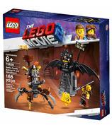 LEGO The LEGO Movie 2 Battle Ready Batman and Metal Beard