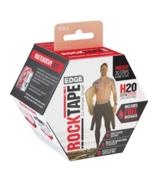 Rocktape Precut Edge H2O Kinesiology Tape Beige