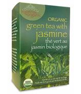 Uncle Lee's Imperial Organic Thé Vert au Jasmin