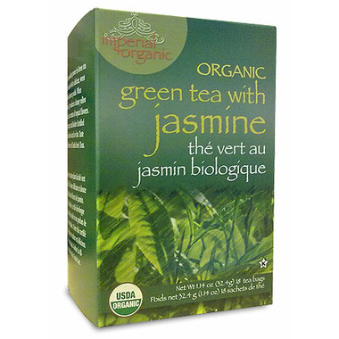 Uncle Lee\'s Imperial Organic Green Tea With Jasmine