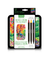 Crayola Signature Sketch & Detail Dual Tip Markers