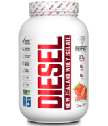 Perfect Sports DIESEL New Zealand Whey Protein Isolate Strawberry