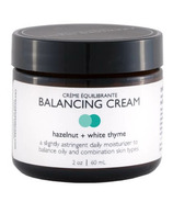 Crawford Street Balancing Face Cream Hazelnut & White Thyme