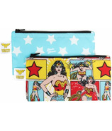 Bumkins DC Comics Snack Bags Small Wonder Woman