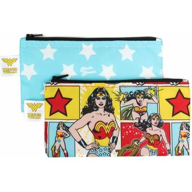 Bumkins DC Comics Snack Bags Small Wonder Woman