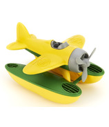 Green Toys Seaplane Yellow