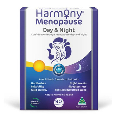Martin & Pleasance Harmony Menopause Day and Night 90