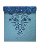 Gaiam 6mm Premium Reversible Print Yoga Mat Mystic Sky