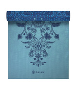 Gaiam Studio Select 6mm Revesible Print Yoga Mat Mystic Sky