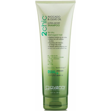 Giovanni 2chic Avocado & Olive Oil Ultra-Moist Shampoo