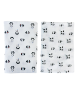 Nest Designs Bamboo Swaddle Blankies Panda