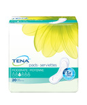 TENA Moderate Pads Regular Length