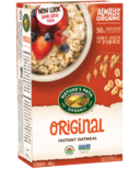 Nature's Path Organic Instant Oatmeal Original