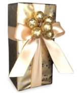 Galerie Au Chocolat Gold Gift Box Of 16 Assorted Chocolates