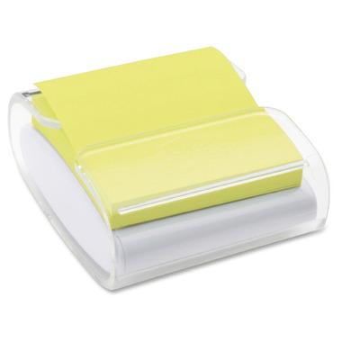 Post-it Colour Super Sticky Pop-Up Notes Dispenser White