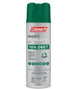 Coleman Aerosol Insect Repellent 10% DEET