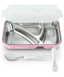 Thinksport GO2 Travel Lunch Container Pink