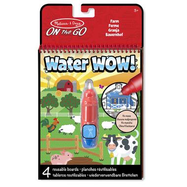 Melissa & Doug Water WOW! Farm