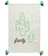 Varanassi Rug Family Collection Cactus Family