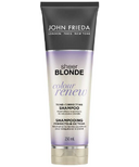 John Frieda Sheer Blonde Colour Renew Tone Correcting Shampoo