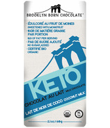 Brooklyn Born Chocolate Coconut Milk Keto Chocolate