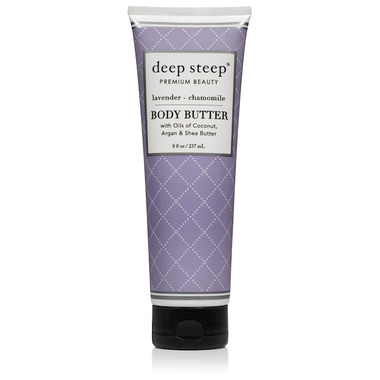 Deep Steep Body Butter Lavender Chamomile