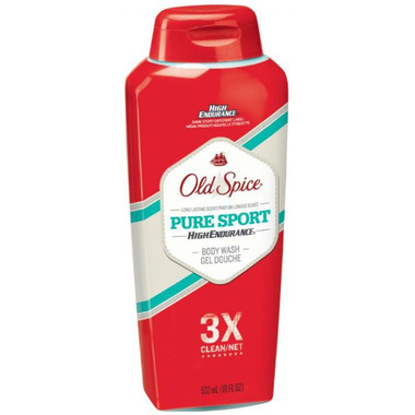 Old Spice High Endurance Body Wash