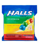 Halls Multi Lozenges Assorted